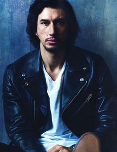 Adam Driver breaking hearts for photographer Matthew Brookes in GQ.