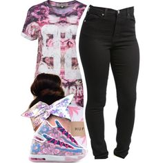 Untitled #1143, created by ayline-somindless4rayray on Polyvore.cute