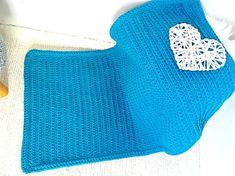 REJAdekor / Háčkovaný koberec TYRKYS bavlna