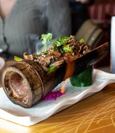 The Holy Grail of Authentic Vietnamese Food is in Falls Church, VA Vietnamese Recipes, Asian Recipes, Gourmet Recipes, Vietnamese Food, Cooking Recipes, Gourmet Desserts, Gourmet Foods, Fish And Chips, Food Decoration