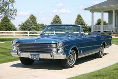 1966 427/425 HP Ford Galaxie 7-Litre Convertible (1 of 2)