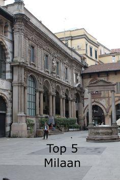 Mijn top 5 reistips voor een citytrip Milaan. Victorian Homes, Garden Design, Greece, Spanish, To Go, Louvre, Street View, Mansions, Places