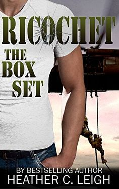 Ricochet: The Box Set by Heather C. Leigh