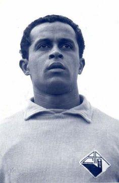 António Brassard quando jogava na Associação Académica de Coimbra.