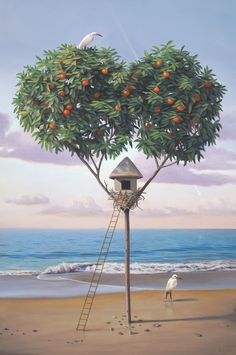 Paul Bond Fine Art - Gallery of Magic Realism, Surrealism, Surrealist, Fantastic Realism