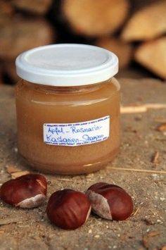 Apfel-Rosmarin-Kastanien-Shampoo---Experiment-Selbstversorgung