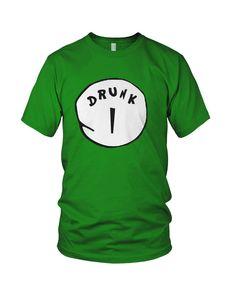 doing this with nikki Drunk 1 Shirt - $18.99 at CrazyDogTshirts.com!