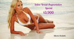 Saline Breast Augmentation Special