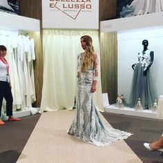 Welcome to our stand: Hall 14, D030 #interbride2017 #collection2018 #newcollection #bellezzaelusso #lussodress #interbride  #wedding #weddingdress #modeca #weise #ladybird #pronovias #interbride #düsseldorf #wedding #weddingdress #weddingaccesories #gown #nupcial #boda #bridal #bruid #novias #sposa #bridalwear #bridaldress #fashion #bridalfashion #tradefair #bridalfair #b2b http://gelinshop.com/ipost/1523935326589016362/?code=BUmGxr6Adkq