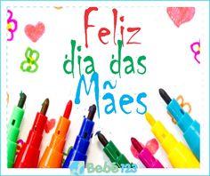 Parabéns a todas as mamães! #bebê123 #diáriodemãe