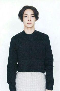 WINNER on Mini Japan magazine November issue 2014