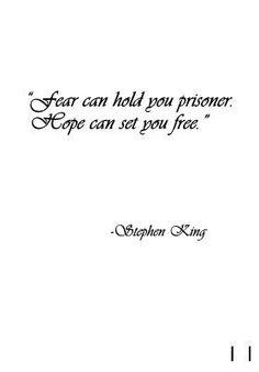 fear Stephen King