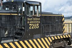 The restored railway post office car in the display barn was full of ...