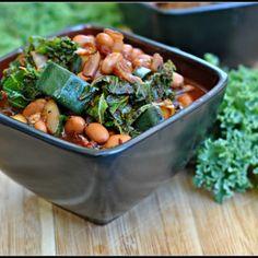 4th Annual Chili Contest: Entry #3 – Pinto Bean Mole Chili