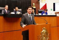 Gobernador de Nuevo León pide al Congreso cambio de fondo en materia de seguridad