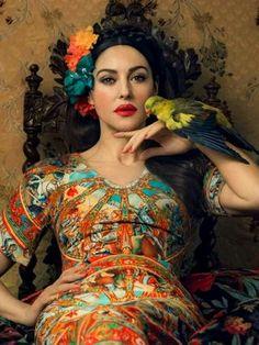 моника беллуччи рокли 2015 долче и габана - Recherche Google
