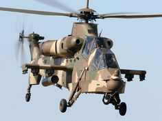 Airbus, Denel sign MoU for Rooivalk upgrade