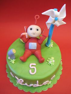 Teletubbies Cakes
