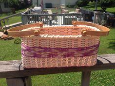 My new basket