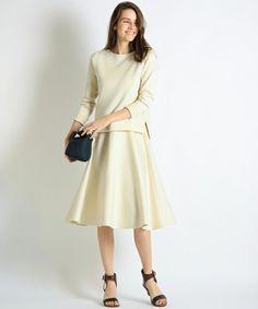 ニットドッキングワンピース(ワンピース)|Mila Owen(ミラ オーウェン)のファッション通販 - ZOZOTOWN