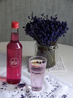 Hot Sauce Bottles, Drinks, Food, Lavender, Home Canning, Recipes, Drinking, Beverages, Eten