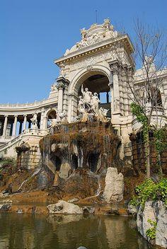 Palais Longchamp #architecture #museum