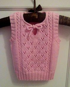 Chaleco de bebé Netka's Baby vest