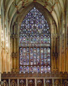 Cathedral Architecture, Sacred Architecture, Religious Architecture, Beautiful Architecture, Medieval Stained Glass, Stained Glass Church, Stained Glass Windows, Vikings Time, Visit York