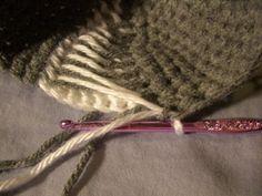 Ganchillo Parfait: Laid-Back Gato Amigurumi Crochet Christmas Stocking Pattern, Halloween Crochet Patterns, Animal Knitting Patterns, Crochet Amigurumi Free Patterns, Crochet Fish, Crochet Yarn, Crochet Lace Edging, Crochet Teddy, Crochet Projects