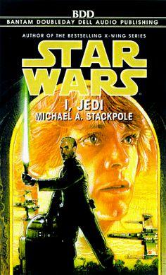 Star Wars: I, Jedi by Michael A. Stackpole http://www.amazon.com/dp/0553479482/ref=cm_sw_r_pi_dp_zl7Wvb13J02PR