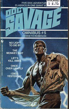 Doc Savage Omnibus #5