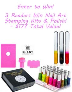 Giveaway Dates - enter to win a nail art kit! Girly Stuff, Girly Things, Manicures, Nails, Nail Art Kit, Grocery Coupons, Cash Money, Get In Shape, Giveaway