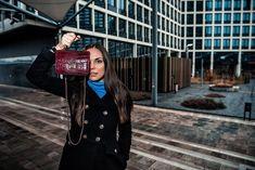 """shperka_slovakia na Instagrame: """"Lady SHPERKA Croc vznikala pomerne ľahko a bola jedna z prvých kabeliek vôbec. Pôvodne sme chceli mať čisto pánske zameranie a obohatiť tak…"""" Fashion, Moda, Fashion Styles, Fashion Illustrations"""