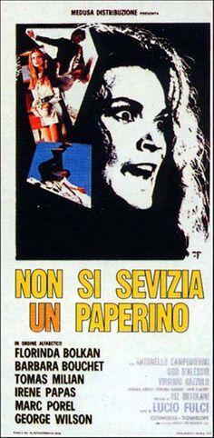 Non Si Sevizia Un Paperino, 1972 diretto da Lucio Fulci