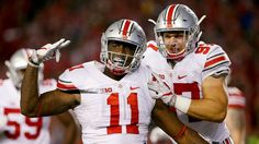 Ohio State breezed through the first five games of its schedule. But when the going got tough against Wisconsin, the Buckeyes responded.