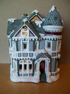 71 Best Ceramic houses images   Ceramic houses, Christmas ...