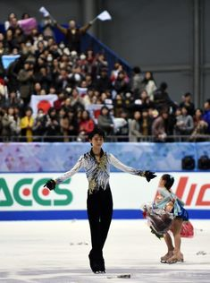Yuzuru HANYU 羽生結弦 羽生、NHK杯4位もGPファイナル出場決定 国際ニュース:AFPBB News