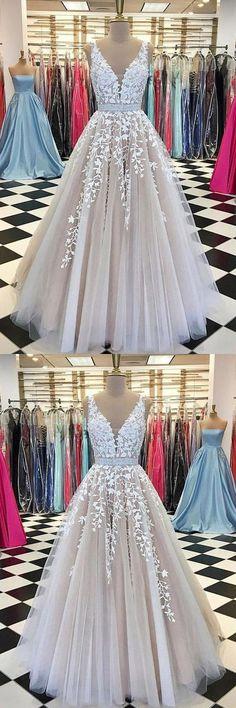 Custom Prom Dresses #CustomPromDresses, Prom Dresses Long #PromDressesLong, Prom Dresses A-Line #PromDressesALine