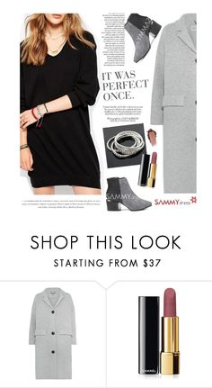 """""""Sammydress 55/1"""" by merima-kopic ❤ liked on Polyvore featuring Privé, Burberry, Chanel, women's clothing, women's fashion, women, female, woman, misses and juniors"""