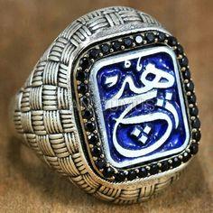 925 Silver Men Ring www.silversez.com