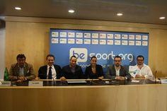 """""""Un gruppo di persone che condivide un obiettivo può raggiungere l'impossibile"""" www.besport.org"""