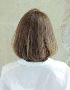 大人ボブ(TYー179) | ヘアカタログ・髪型・ヘアスタイル|AFLOAT(アフロート)表参道・銀座・名古屋の美容室・美容院
