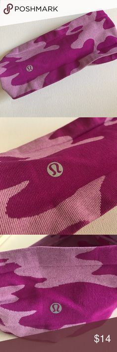 Women's Lululemon Sweatband One size fits all Women's Lululemon Sweatband lululemon athletica Accessories Hair Accessories