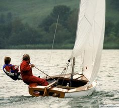 Flying Dutchman << Repinned by @Boats for Sale UK. Follow us on Twitter or find us on Facebook for news, updates and more!