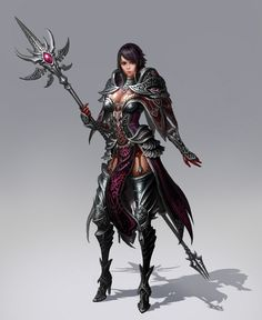 GGSCHOOL, Artist 박준철, Student Portfolio for game, 2D Character Concept Art, www.ggschool.co.kr