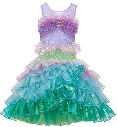 skirt idea for disney princess half marathon outfit - Ariel
