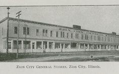 "Zion City General Store ""Downtown"" Zion, IL"