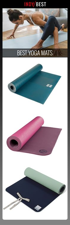 These are the yoga mats that will see you through the sweatiest yoga sessions Sweaty Hands, Yoga World, Big Thighs, Yoga Session, Keep Fit, Yoga Mats, My Yoga, Best Yoga, Outdoor Activities