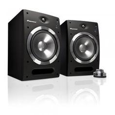 Pioneer Sdj 08 Dj Or Production Studio Monitors