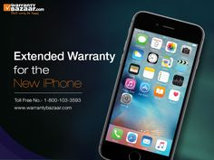 Best Extended Warranty Plan for your new #iPhone.